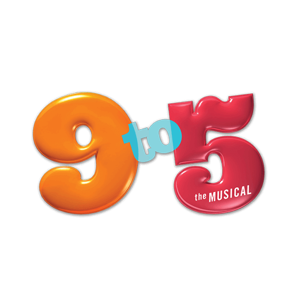MTI 9 to 5 The Musical Logo