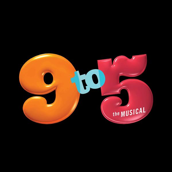 MTI 9 to 5 The Musical Logo