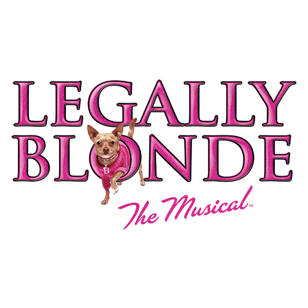 MTI Legally Blonde The Musical Logo