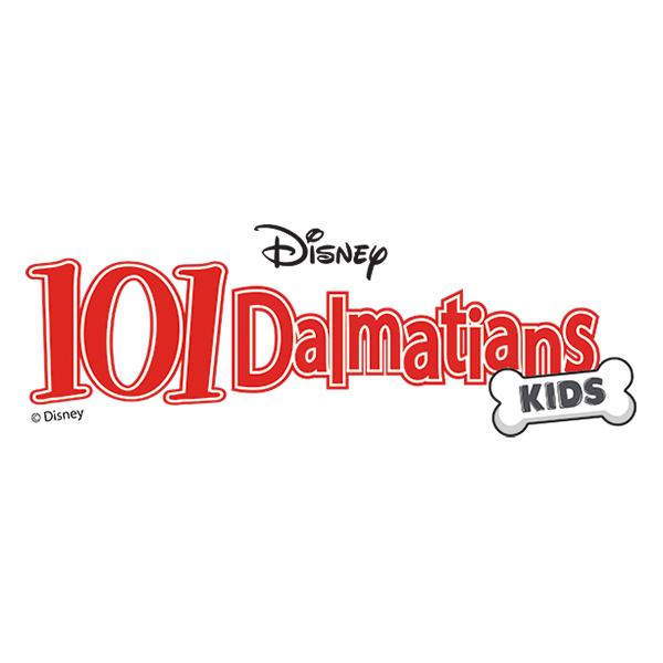 MTI 101 Dalmations Kids Logo