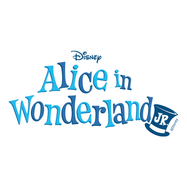 MTI Alice in Wonderland Jr Logo