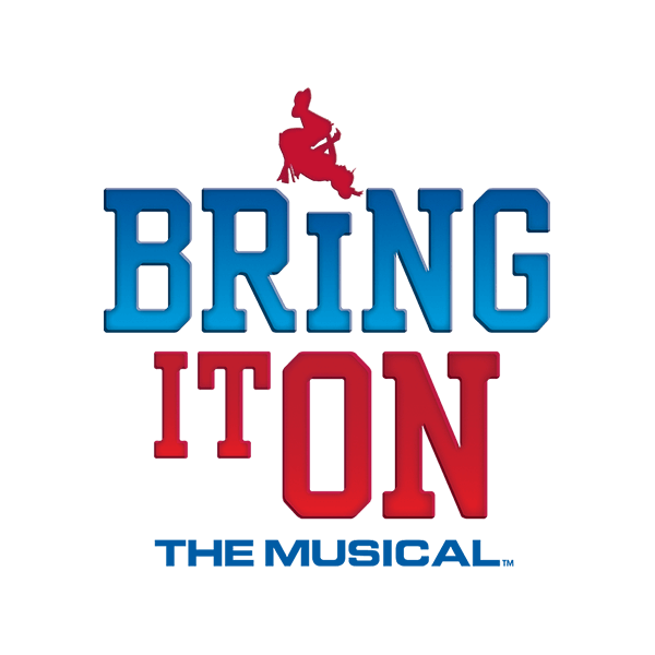 MTI Bring It On The Musical Logo