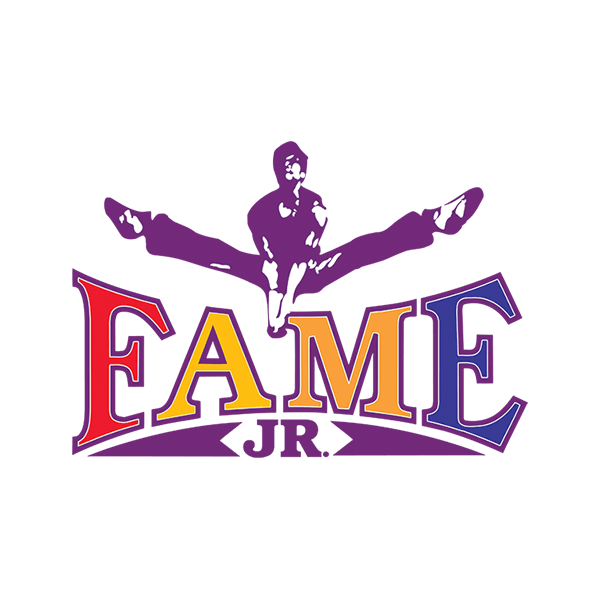 MTI Fame The Musical Jr Logo