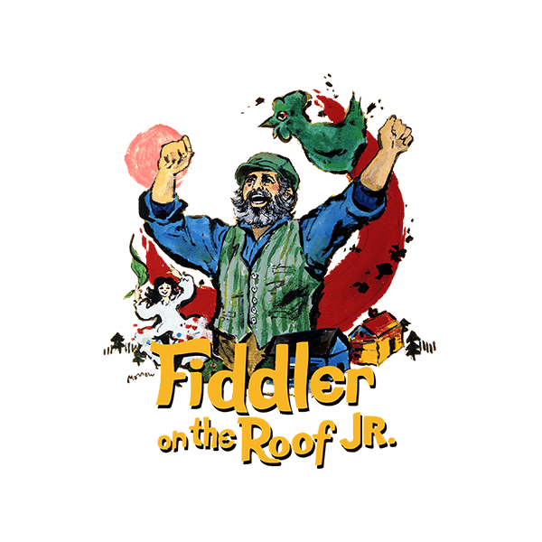 MTI Fiddler on the Roof Jr Logo
