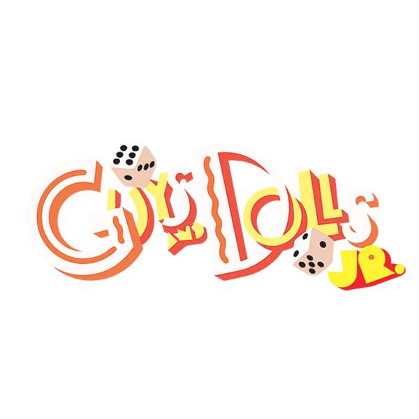 MTI Guys and Dolls Jr Logo