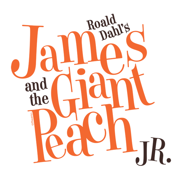 MTI James and the Giant Peach Jr Logo