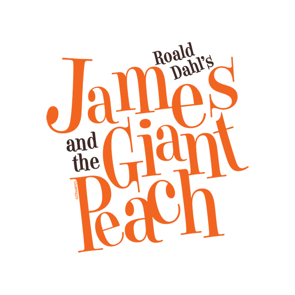 MTI James and the Giant Peach Logo