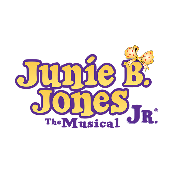 MTI Junie B Jones The Musical Jr Logo