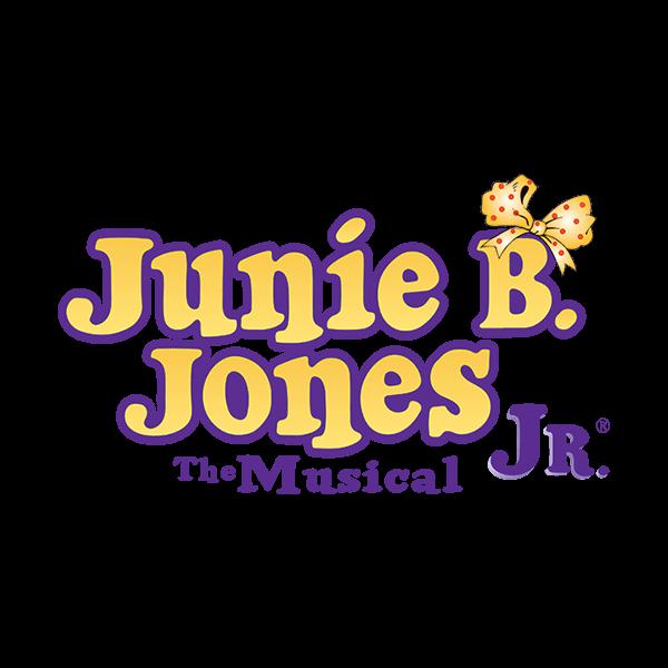 MTI Junie B Jones The Musical Jr Logo