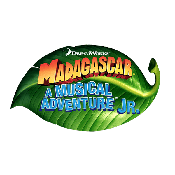 MTI Madagascar A Musical Adventure Jr Logo