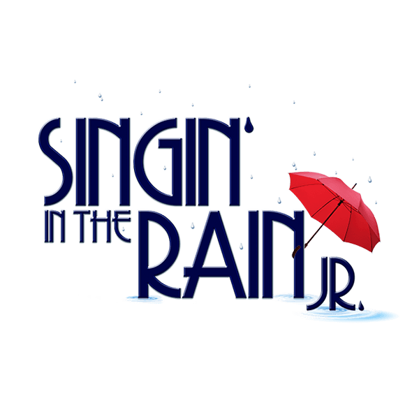 MTI Singin' in the Rain Jr Logo
