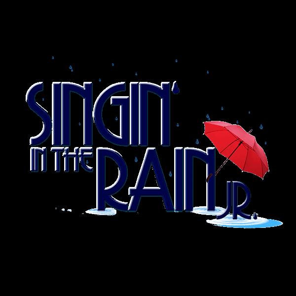 MTI Singin' in the Rain Jr Logo