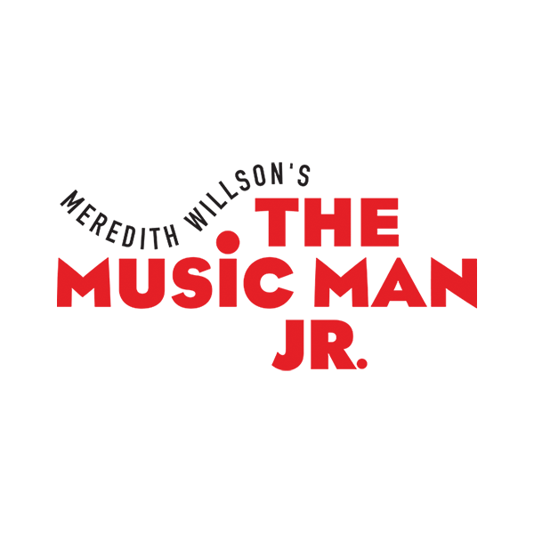 MTI The Music Man Jr Logo