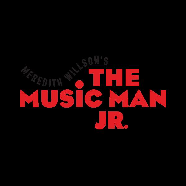 MTI The Music Man Jr Logo