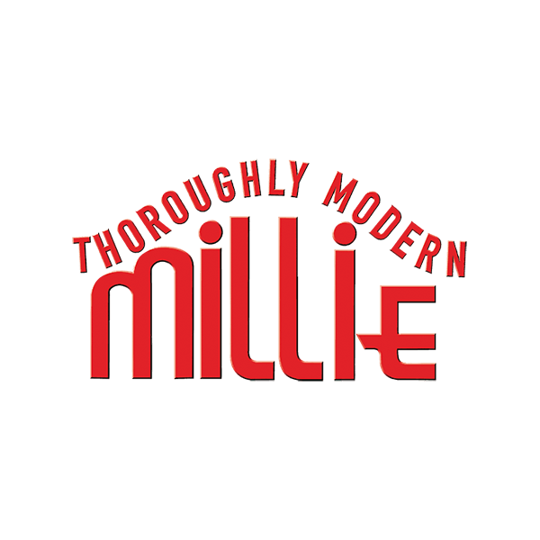 MTI Thoroughly Modern Millie Logo