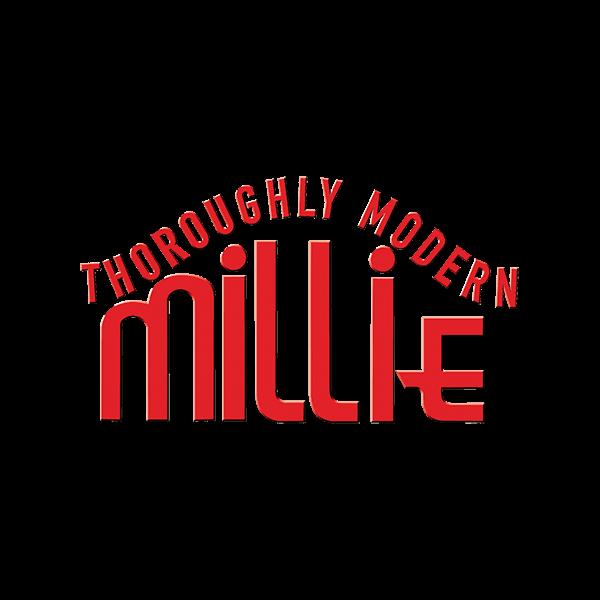 MTI Thoroughly Modern Millie Logo