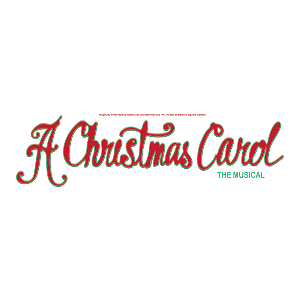 MTI A Christmas Carol Broadway Version Logo