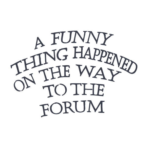 MTI A Funny Thing Happened on the Way to the Forum Logo