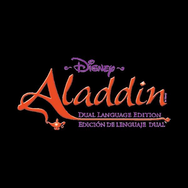 MTI Aladdin Dual Language Edition Logo