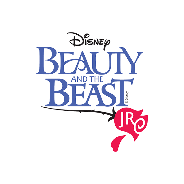 MTI Beauty and the Beast Jr Logo