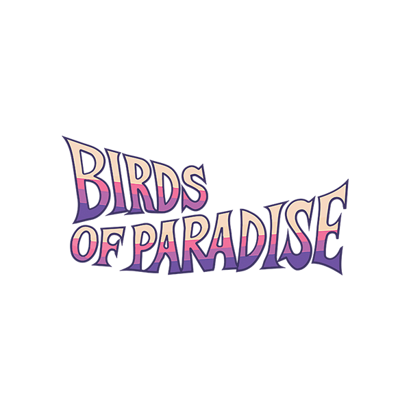 MTI Birds of Paradise Logo
