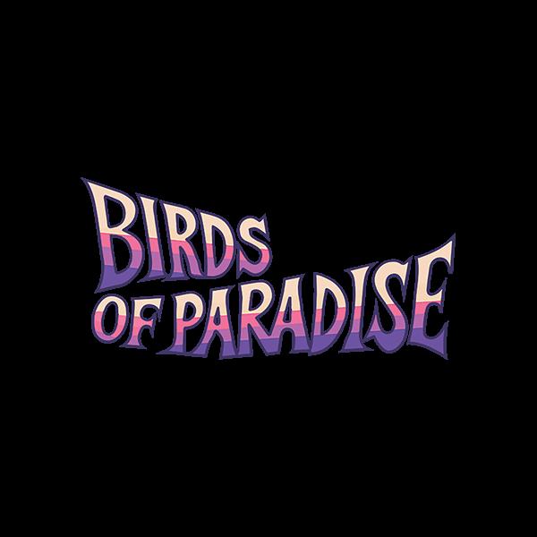 MTI Birds of Paradise Logo