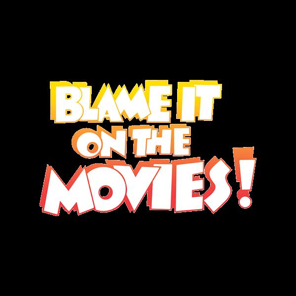 MTI Blame It on the Movies Logo