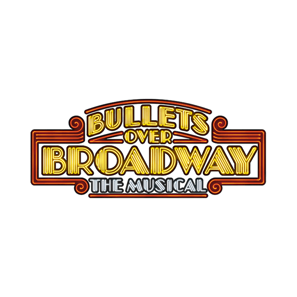 MTI Bullets Over Broadway The Musical Logo