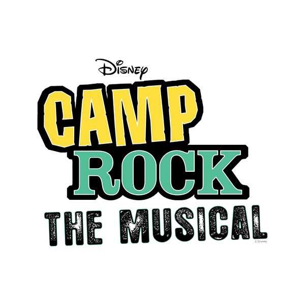 MTI Camp Rock The Musical Logo