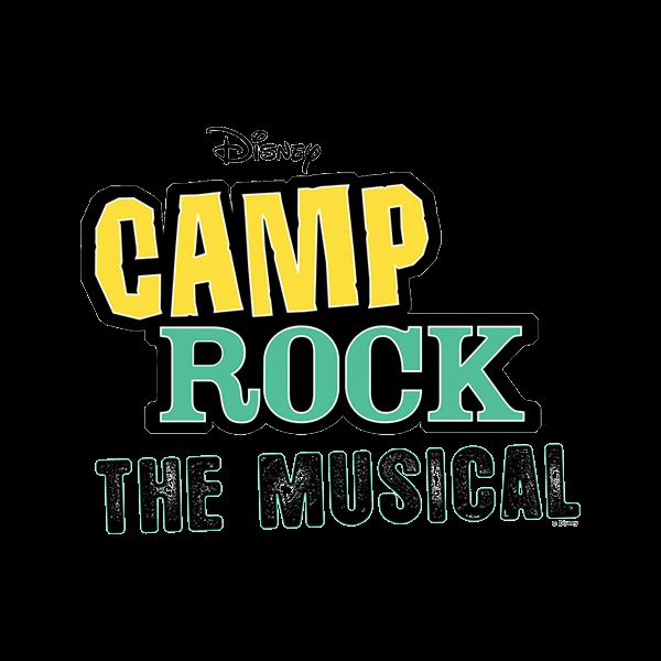 MTI Camp Rock The Musical Logo