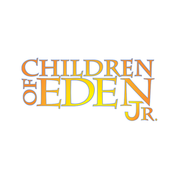 MTI Children of Eden Jr Logo