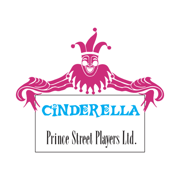 MTI Cinderella Prince Street Players Version Logo