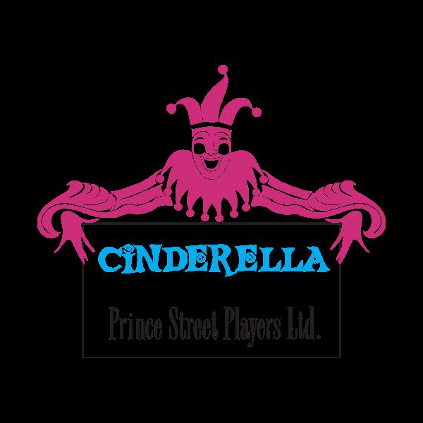 MTI Cinderella Prince Street Players Version Logo