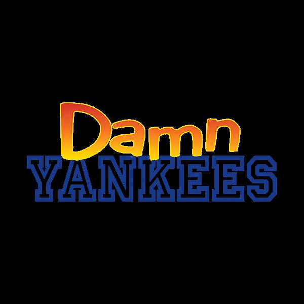 MTI Damn Yankees Logo