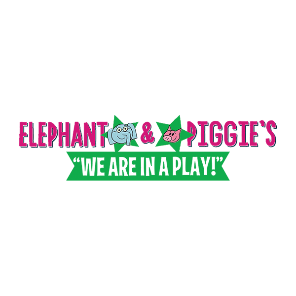 MTI Elephant & Piggie's We are in a Play Logo