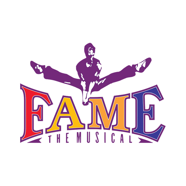 MTI Fame The Musical Logo