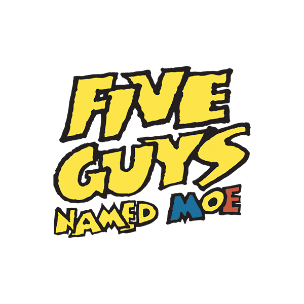 MTI Five Guys Named Moe Logo
