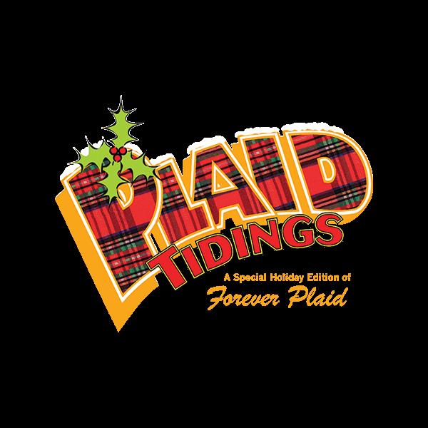 MTI Forever Plaid Plaid Tidings Logo