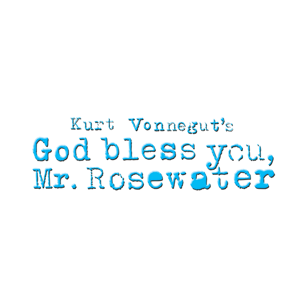 MTI God Bless You Mr Rosewater Logo