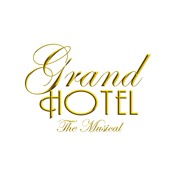 MTI Grand Hotel The Musical Logo