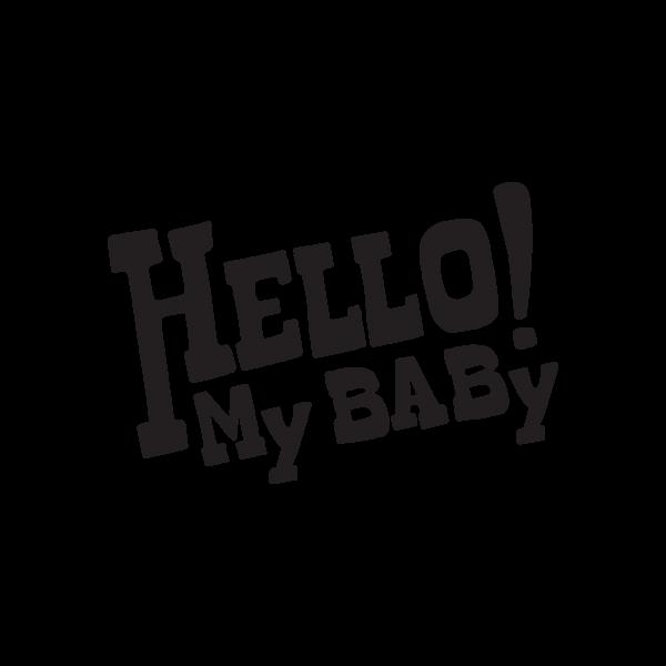 MTI Hello My Baby Logo