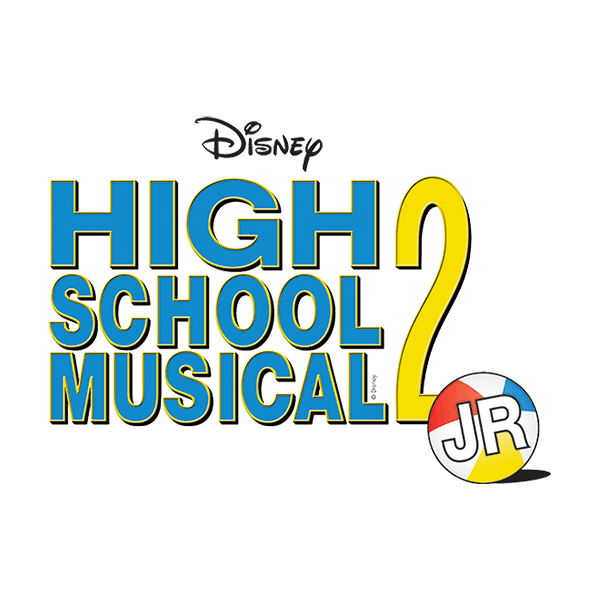 MTI High School Musical 2 Jr Logo