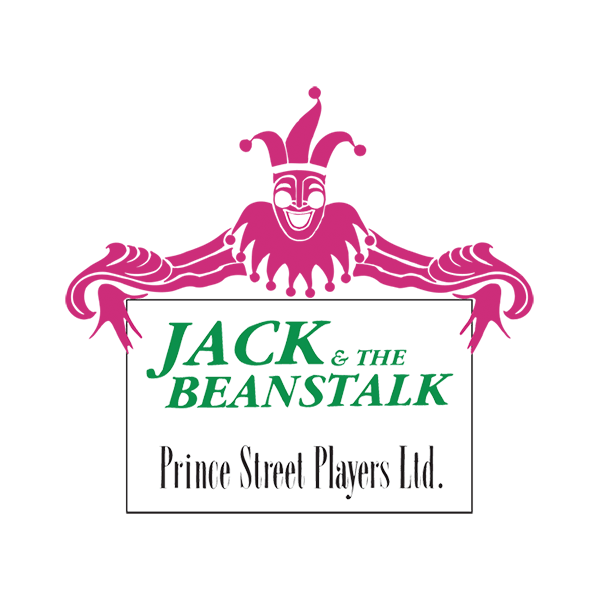 MTI Jack & the Beanstalk Prince Street Players Version Logo