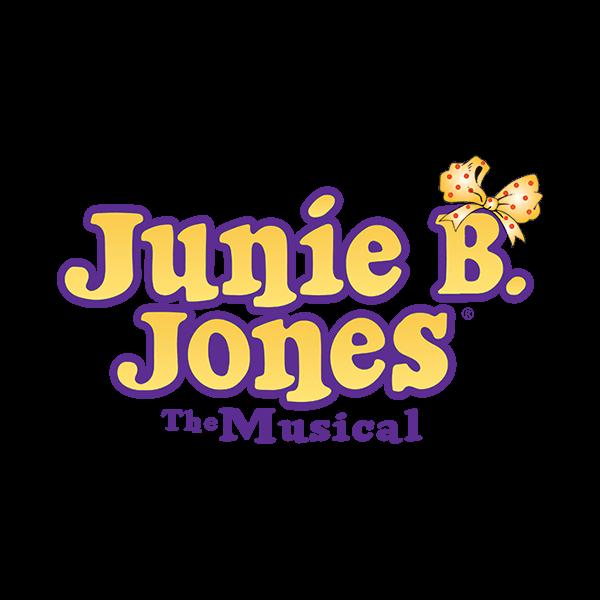 MTI Junie B Jones The Musical Logo