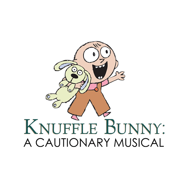 MTI Knuffle Bunny A Cautionary Musical Logo