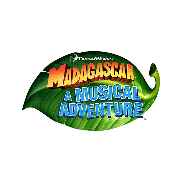 MTI Madagascar A Musical Adventure TYA Logo