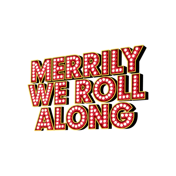 MTI Merrily We Roll Along Logo