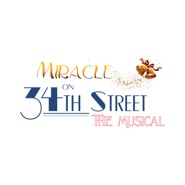 MTI Miracle on 34th Street The Musical Logo