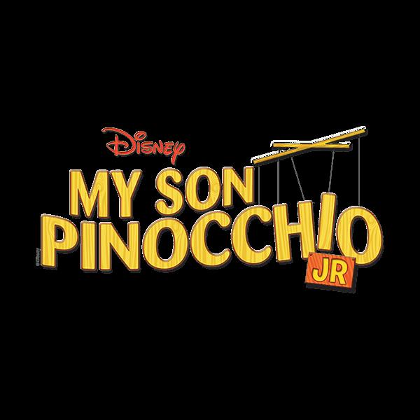 MTI My Son Pinocchio Jr Logo