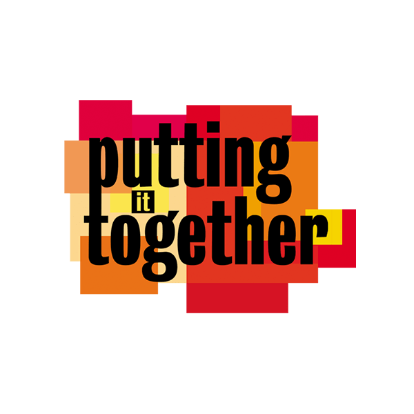MTI Putting It Together 1999 Broadway Version Logo